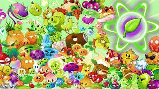 All plants in Plants vs Zombies 2 Power Up thumbnail
