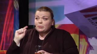 7 pádů HD: Lucie Polišenská (12. 12. 2017, Malostranská beseda)