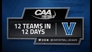 #CAAFB 12 Teams in 12 Days | Villanova