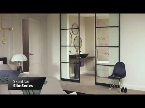 Skantrae Slimseries Ultra Binnendeuren Youtube