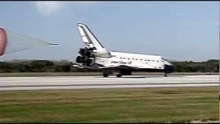 STS-81 Landing