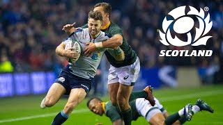 HIGHLIGHTS | Scotland V South Africa