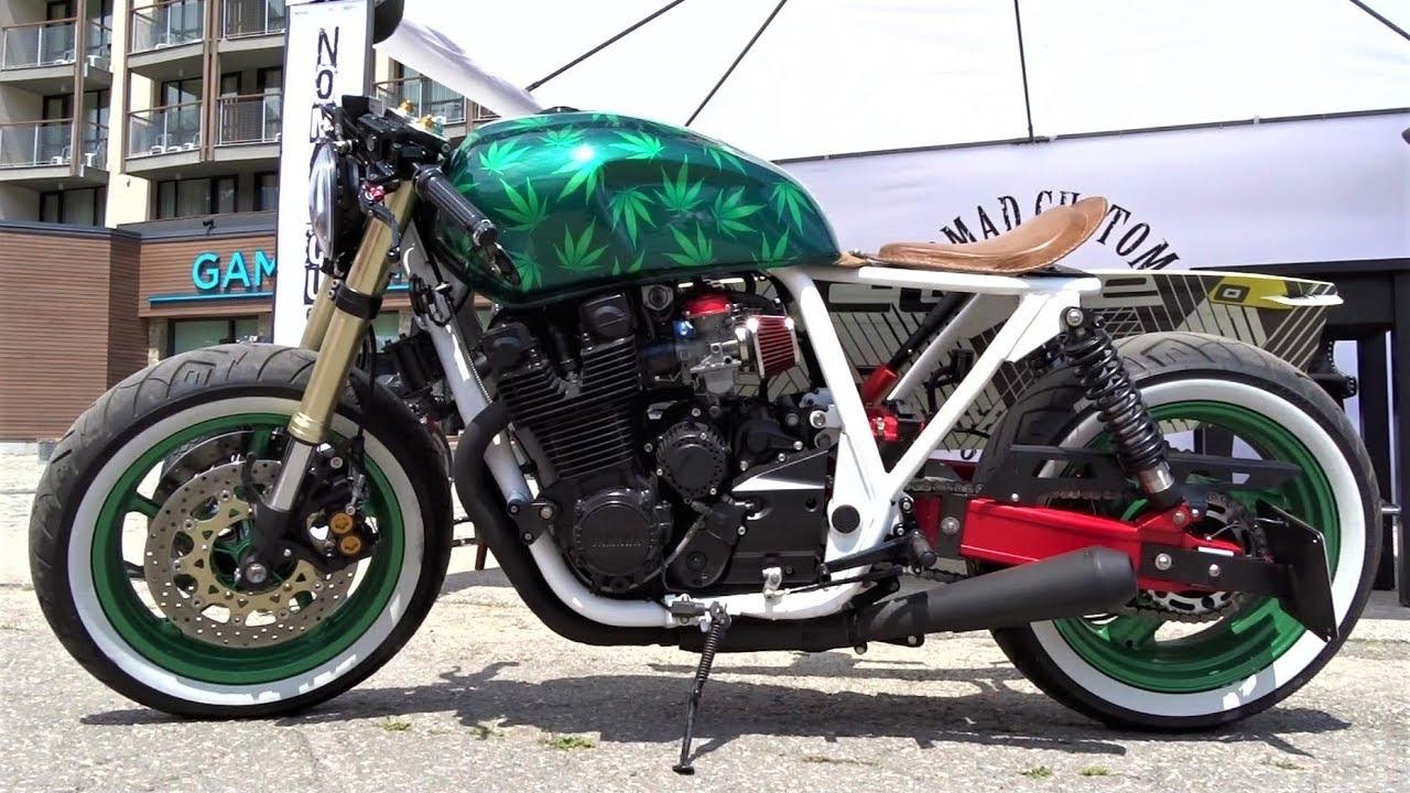 Nomad Custom Motorcycles 2019 - Yamaha XJR 1200 / Honda VT 600 Shadow Bobber