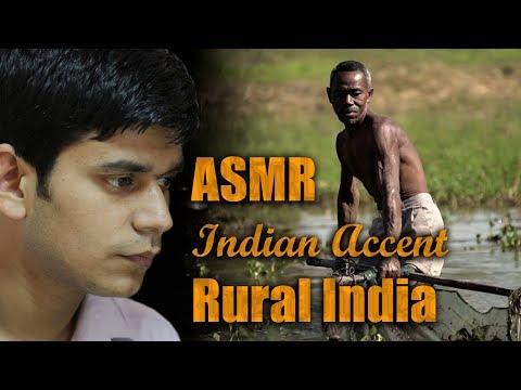 ASMR Indian Accent RURAL INDIA