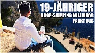 Dropshipping: GRATIS-Kurs vom 19-jährigen Dropshipping-Millionär Larry Liu
