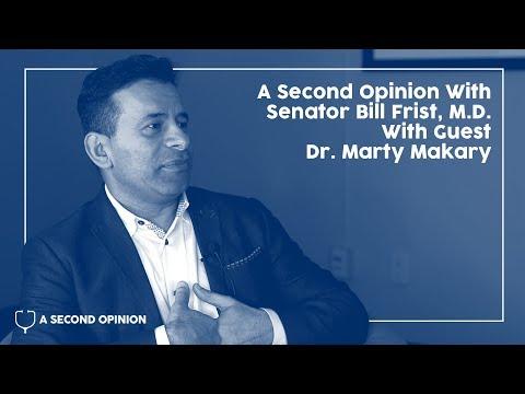 Marty Makary: Surgeon, Bestselling Author & Public Health Expert ...