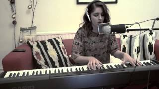 Me singing 'Take Me To Church' by Hozier Piano Cover