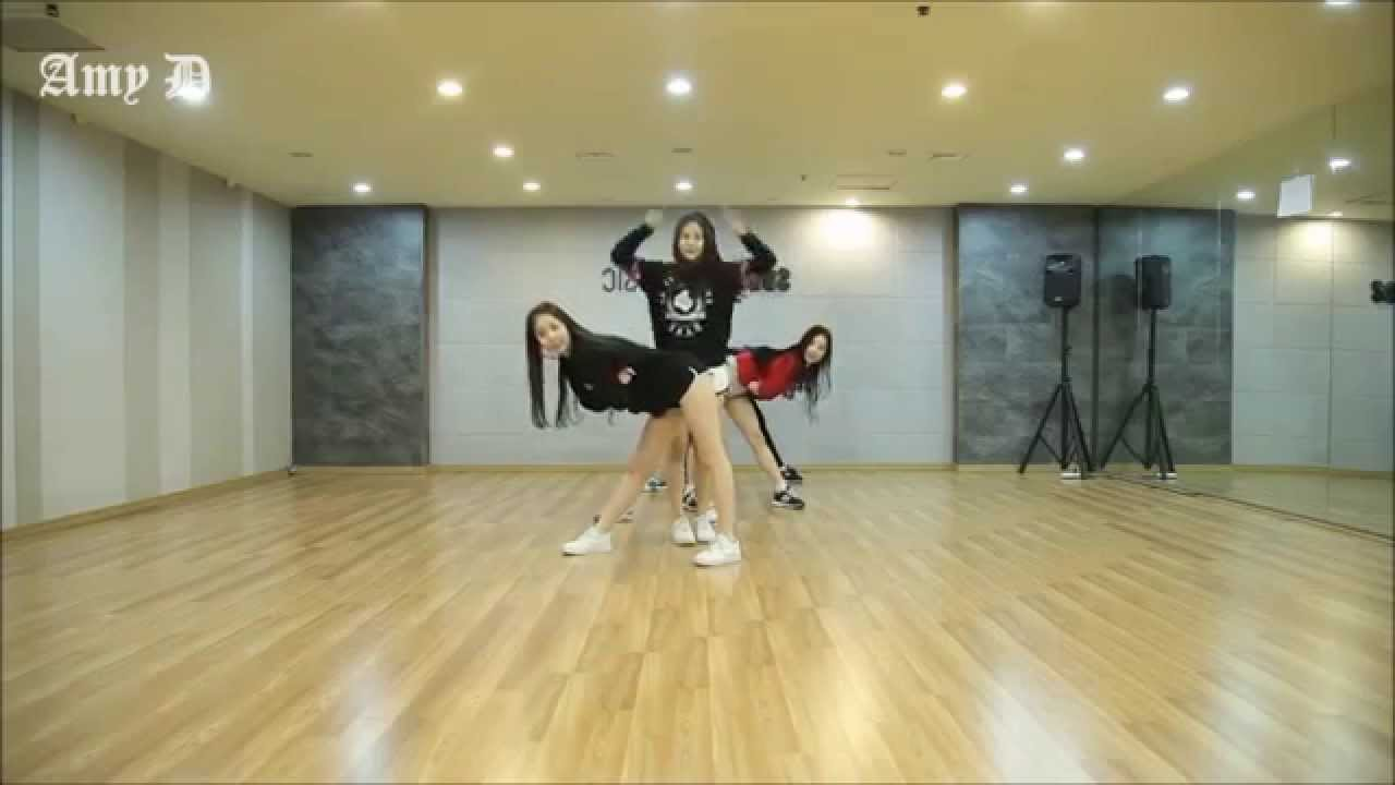 GFRIEND 'Glass Bead' Mirrored Dance Practice - YouTube