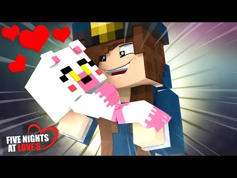 Minecraft: O BEBÊ ANIMATRONIC! - FIVE NIGHTS AT LOVE'S (EP. 11)