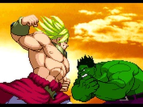 Hulk vs Broly 2