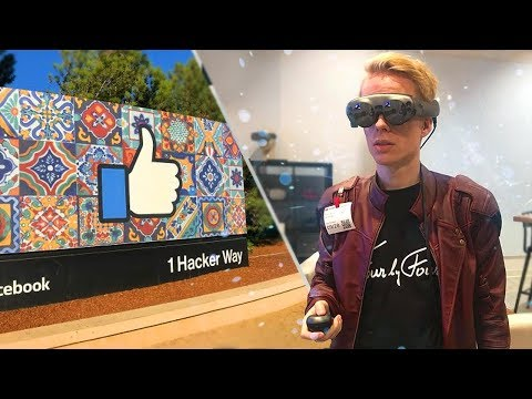 My Trip to Silicon Valley | Oculus VR Office, Magic Leap & Facebook Campus Tour