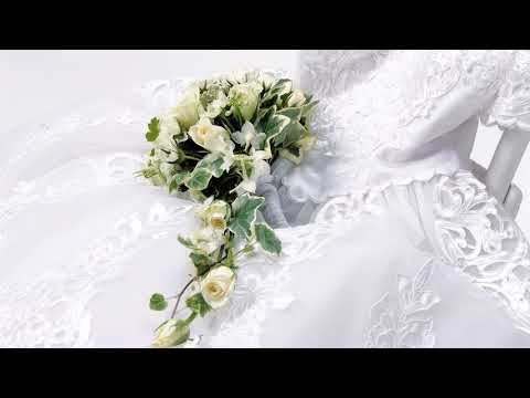 Какого цвета должно быть свадебное платье, если второй раз выходишь замуж?