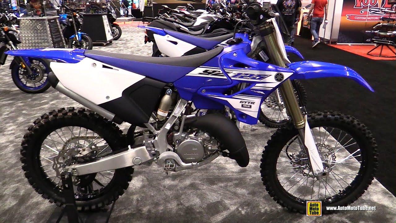 2016 Yamaha Yz125 Walkaround 2017 Aimexpo Orlando
