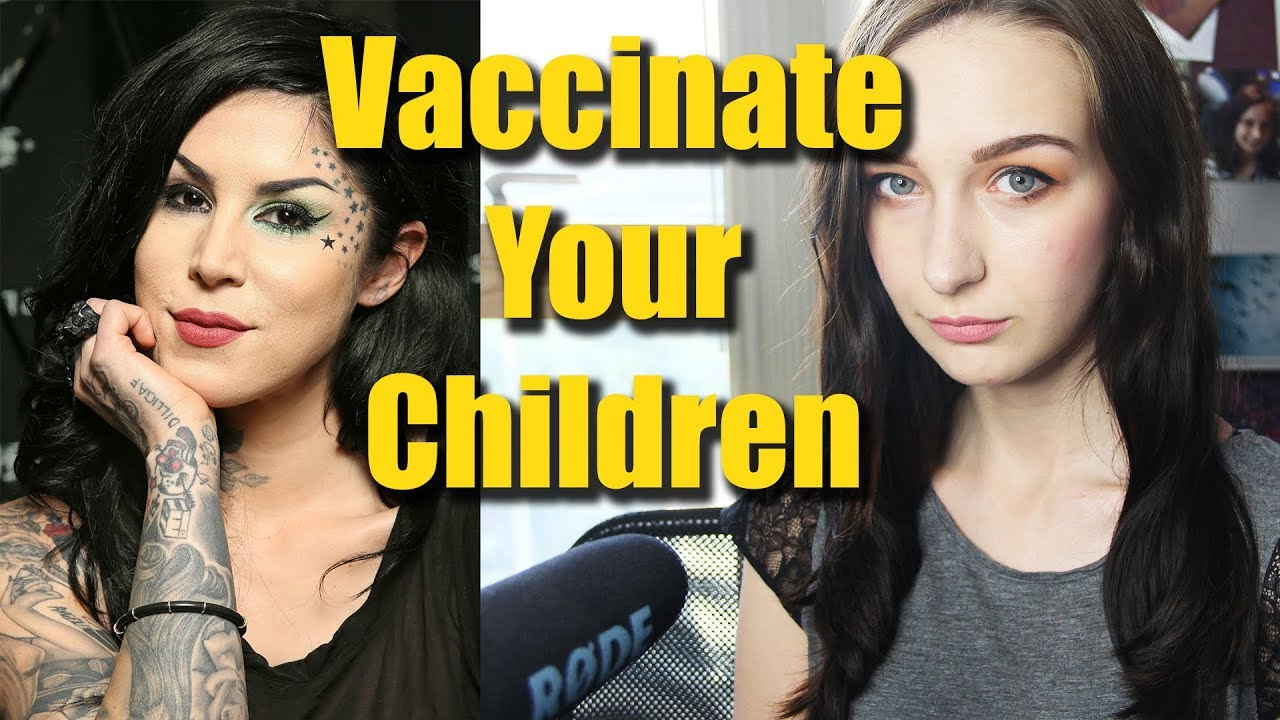 Kat Von D says she won't be vaccinating her child