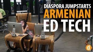 Growth of Armenian Ed Tech