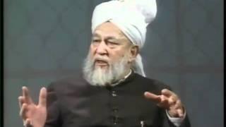Liqa Ma'al Arab #85 Question/Answer English/Arabic by Hadrat Mirza Tahir Ahmad(rh), Islam Ahmadiyya