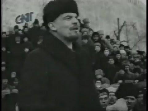 """GNT - documentário  """"Líderes polêmicos - Lenin"""""""