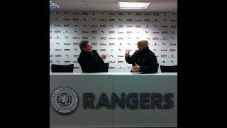 Rangers Radio Live Matchday Call In Show PT2 Rangers v Galatasaray - Thursday 01/10/2020