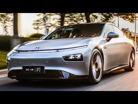 Xpeng P7 - Cheaper & Better Than Tesla Model 3? Made in China With Amazing Range!