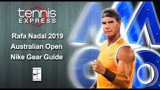 Rafael Nadal 2019 Aussie Open Gear Guide   Tennis Express