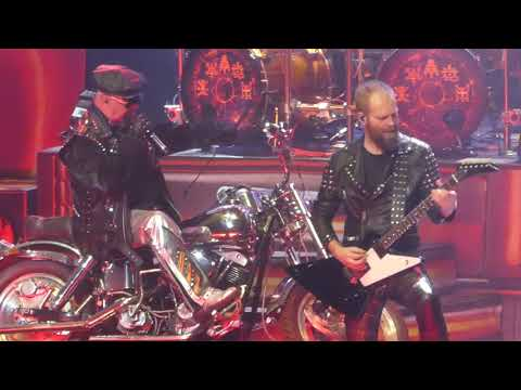 """Hell Bent for Leather"" Judas Priest@The Anthem Washington DC 3/18/18"