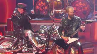 """""""Hell Bent for Leather"""" Judas Priest@The Anthem Washington DC 3/18/18"""