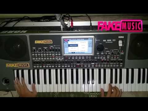 Kelayung Layung Karaoke Cover Korg PA900 Indonesian Version