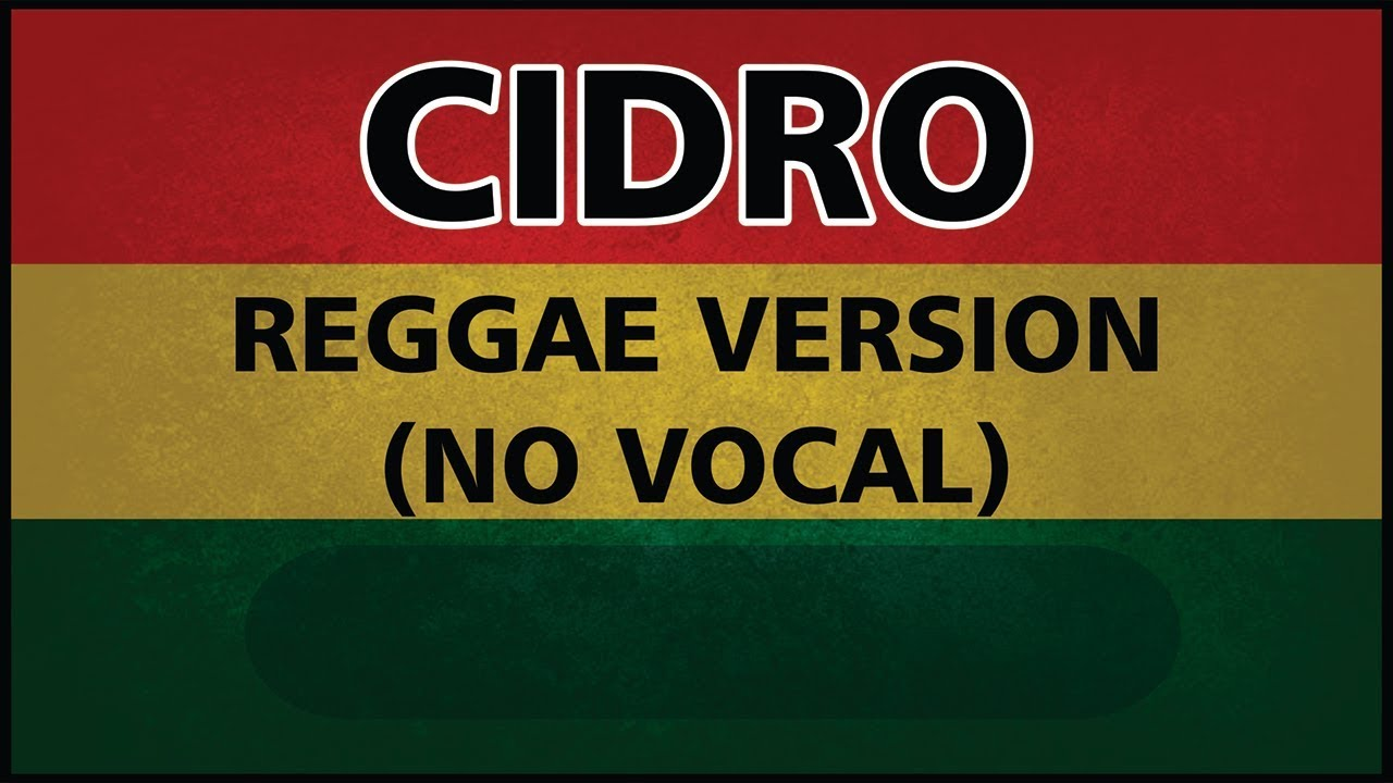 Cidro Didi Kempot Karaoke No Vocal Jelas