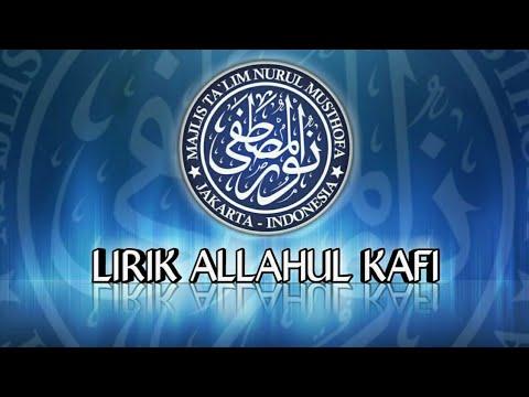 Full Lirik Allahul Kafi Versi Nurul Musthofa | Pondok Bambu - JakTim 20 Januari 2018