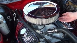 trans am project update and road test 357 v8 demon 4 bbl