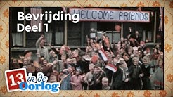 Bevrijding (1/2) | Aflevering 12 | 13 in de Oorlog