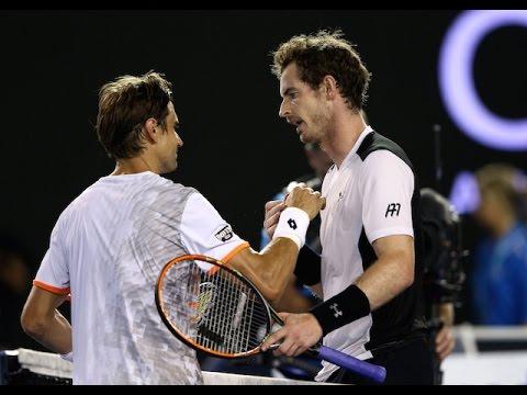 David Ferrer V Andy Murray Highlights (QF) | Australian Open 2016