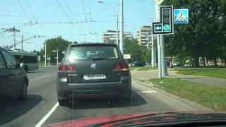 По пр-ту Независимости из окна авто! Минск. 07.2012 2ч(2)