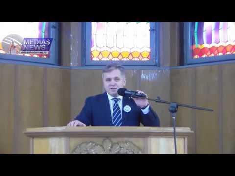 Alocutiune Gheorghe Roman, primarul Mediasului