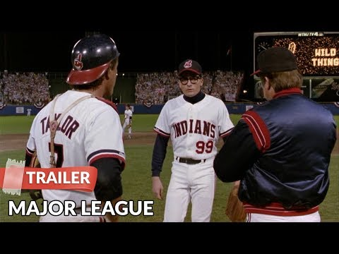 Major League 1989 Trailer | Charlie Sheen | Tom Berenger