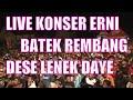 Download Live Konser Erni & Kopiya bersama Om Pelita Harapan Lagu Batek Rembang MP3 song and Music Video