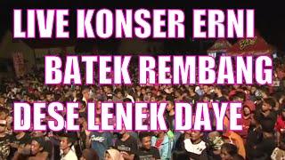 Live Konser Erni & Kopiya bersama Om Pelita Harapan Lagu Batek Rembang