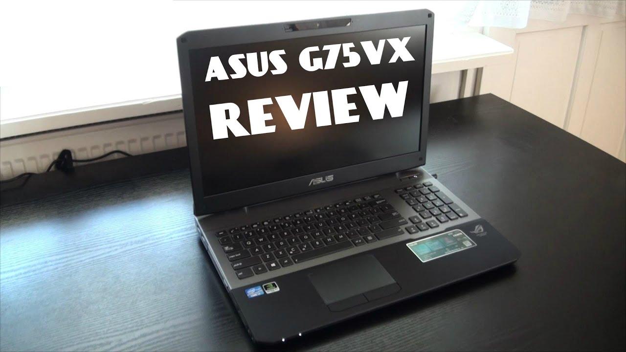ASUS G75VX NOTEBOOK WINDOWS 8 DRIVER