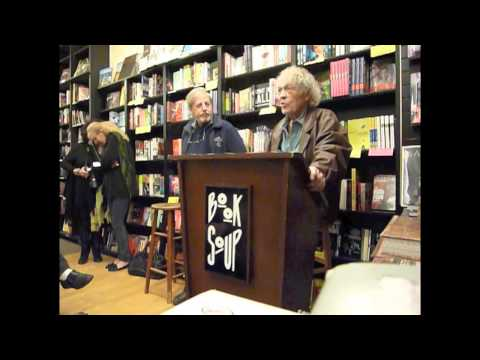 SCOTTY BOWERS at FULL SERVICE Book Signing 2.29.12 Part 1: Money for Sex, Rock Hudson