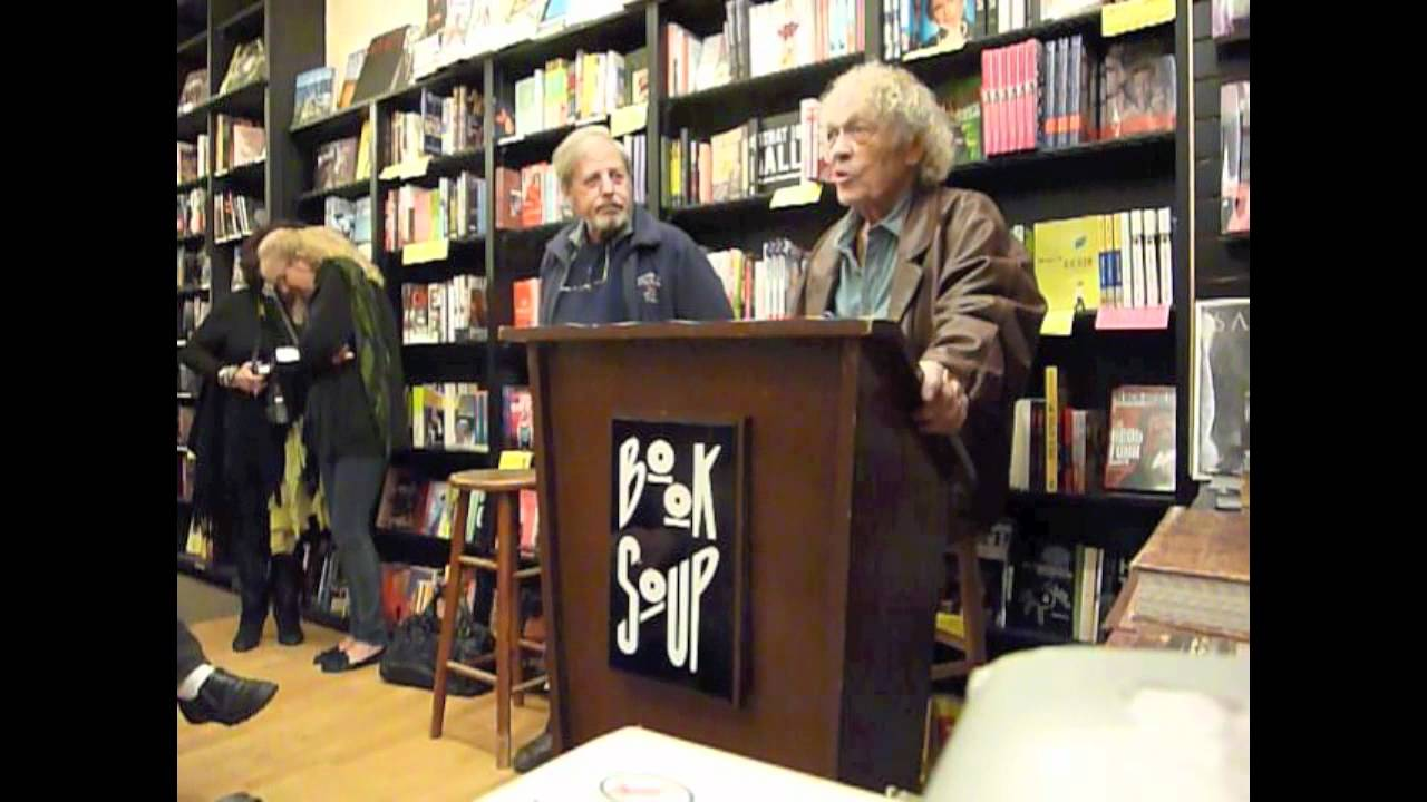 SCOTTY BOWERS at FULL SERVICE Book Signing 2.29.12 Part 1
