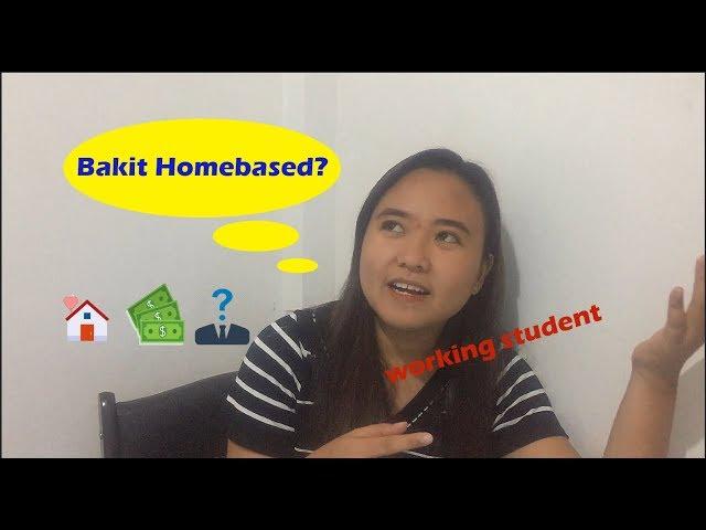 Home-based working student/ Paano nakakatulong ang home-based job?/ Work at home BENEFITS