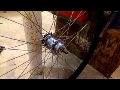 Shimano SG3C41 wheel