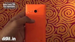 Nokia Lumia 730 - First Impressions