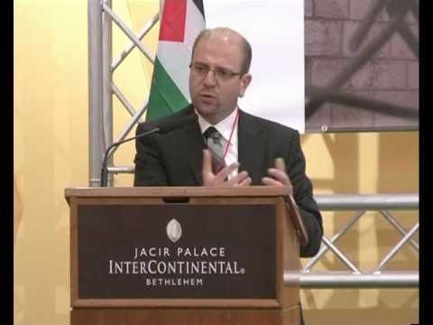 Sami Awad talks about the Holocaust Pt 1