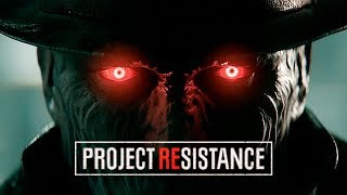 Resident Evil Project Resistance | ТРЕЙЛЕР