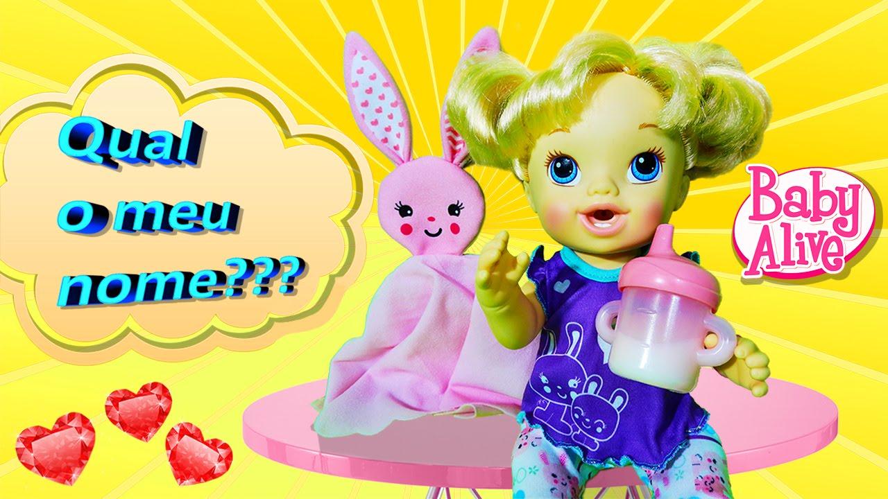 Abrindo E Mostrando Nossa Baby Alive Festa Do Pijama Youtube