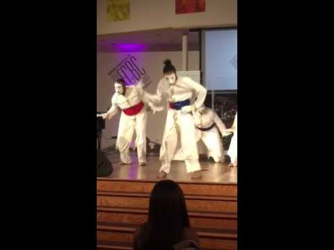 FIRST CORINTHIAN BAPTIST CHURCH MIME MINISTRY