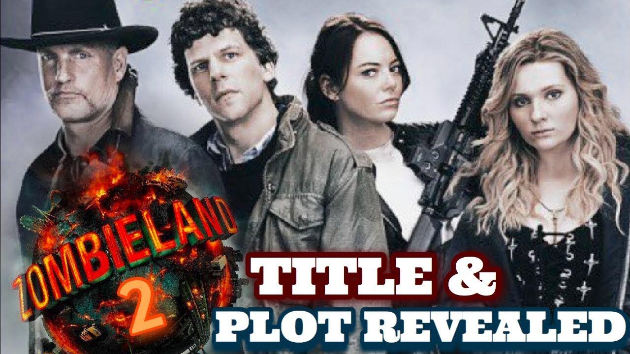 Zombieland 2 Title REVEALED, PLOT, & NEW Zombies?! - YouTube