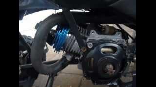 80cc high performance mini moto review