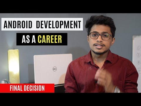 Android Development As A Career For School And College Students | Ravi Karma
